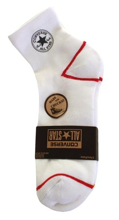 Converse Multi Crew Sport 3 Pack Socks  - Click to view a larger image