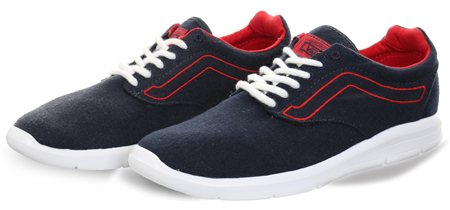 Vans Navy Mesh 1.5 Shoes  - Click to view a larger image
