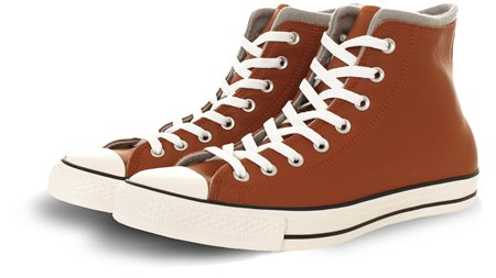 Converse Antique Sepia Chuck Taylor All Star Leather  - Click to view a larger image