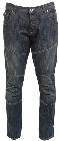 Crosshatch Dark Denim Newport Straight Jean  - Click to view a larger image