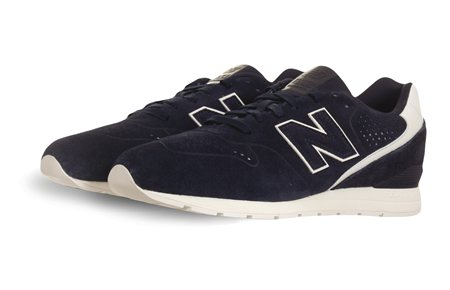 New Balance Navy Trainer  - Click to view a larger image