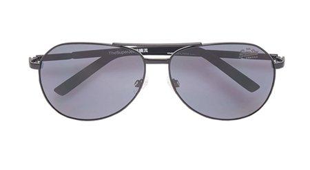 Superdry Black Sdr Huntsman Sunglasses  - Click to view a larger image