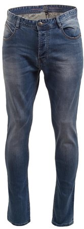 Eto Jeans Denim Tapered Fit Jeans  - Click to view a larger image