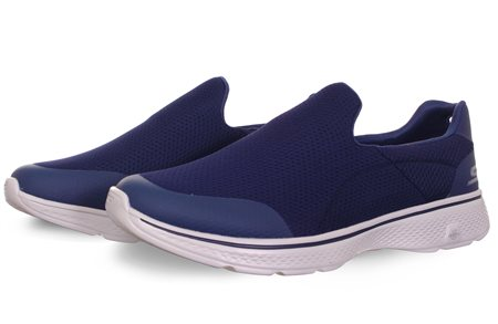 Skechers Navy Performance Slip On  - Click to view a larger image
