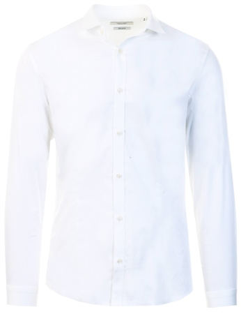 Jack & Jones White Premium Slim Fit Shirt  - Click to view a larger image