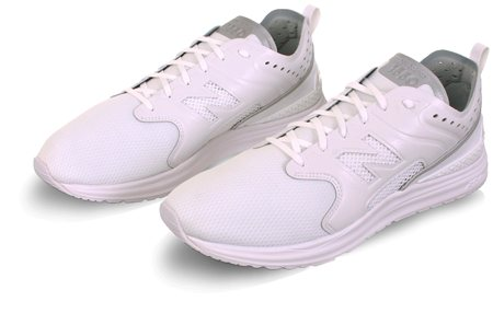 New Balance White Trainer  - Click to view a larger image