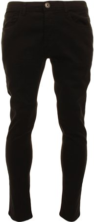 Crosshatch Black Skinny Jeans  - Click to view a larger image