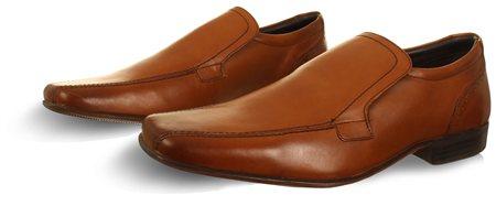 Ikon Tan Saxon Shoe  - Click to view a larger image