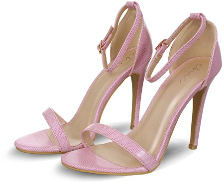 No Doubt Pink Shoe  - Click to view a larger image