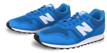 New Balance Royal Blue Trainer  - Click to view a larger image
