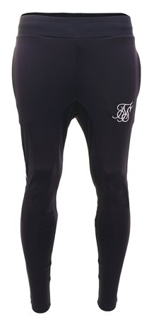 Siksilk Navy Zonal Joggers  - Click to view a larger image