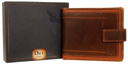 Brandwell Brown Wallet  - Click to view a larger image