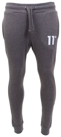 11degrees Charcoal Core Joggers  - Click to view a larger image