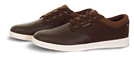 Jack & Jones Brown Gaston Shoe  - Click to view a larger image