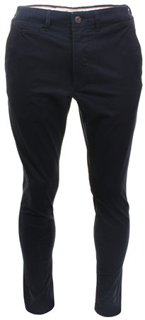 Jack & Jones Navy Marco Enzo Chinos  - Click to view a larger image