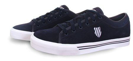 K-Swiss Navy Bridgeport Trainer  - Click to view a larger image