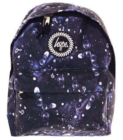 00506581a3 Hype Navy Finger Print Bag