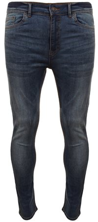 Dv8 Denim Skinny Fit Jeans  - Click to view a larger image