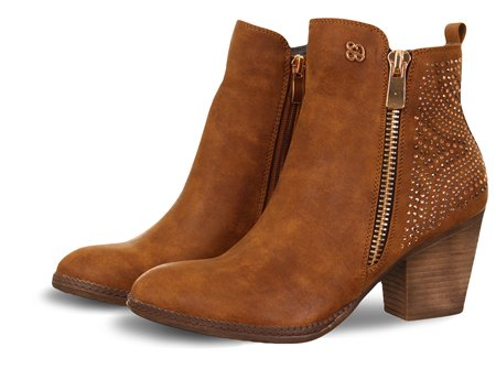 Escape Brown Ankle Boot  - Click to view a larger image