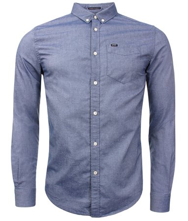 Superdry Classic Chambray Ultimate Oxford Shirt  - Click to view a larger image