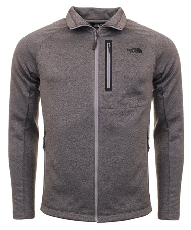 The North Face Grey Fleece Grey  - Click to view a larger image