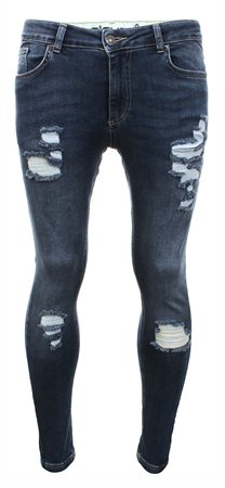 11degrees Blue Denim 11 D Jean  - Click to view a larger image