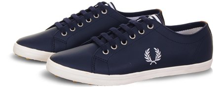 Fred Perry Blue Trainer  - Click to view a larger image