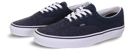 Vans Navy Era Pro Shoes  - Click to view a larger image