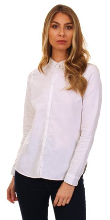 Veromoda White Katie Shirt  - Click to view a larger image
