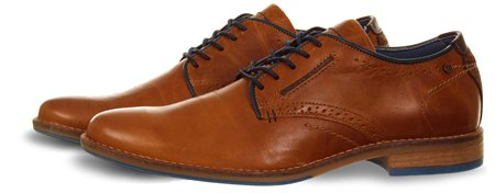 Bull Boxer Tan Shoe  - Click to view a larger image