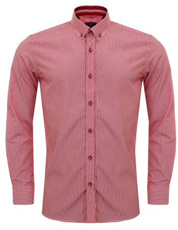 Ottomoda Red Shirt  - Click to view a larger image