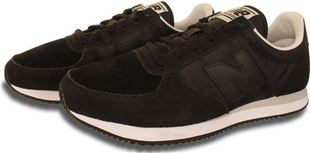 New Balance Black Black Trainer  - Click to view a larger image