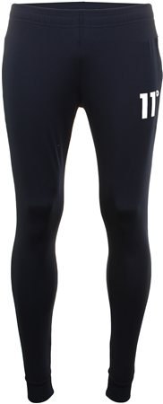 11degrees Navy Poly Jogger  - Click to view a larger image
