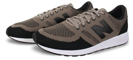 New Balance Black 420 Net Trainer  - Click to view a larger image