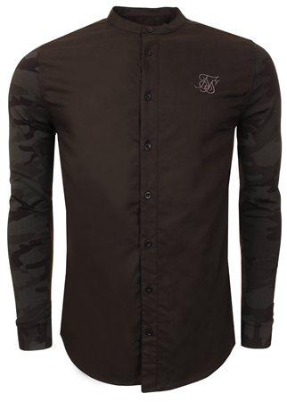 Siksilk Black Camo Shirt  - Click to view a larger image