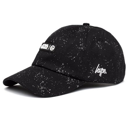 Hype Black Far Away Cap  - Click to view a larger image