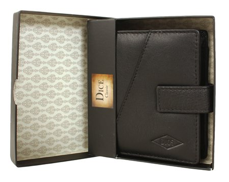 Brandwell Black Wallet  - Click to view a larger image