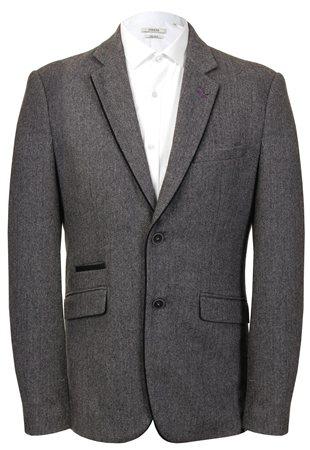 Cavani Grey New Copal Blazer  - Click to view a larger image