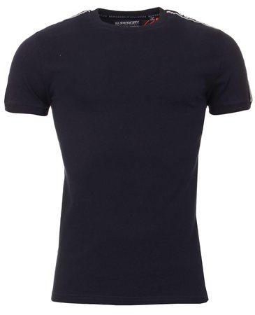 f1dbd25e1a63 Superdry Navy Stadium Ringer T-Shirt