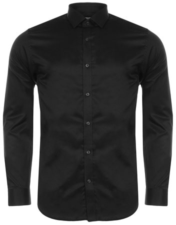 Selected Black Caracas Shirt  - Click to view a larger image