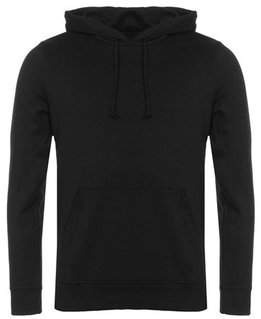 Brave Soul Black Clarence Hoody  - Click to view a larger image
