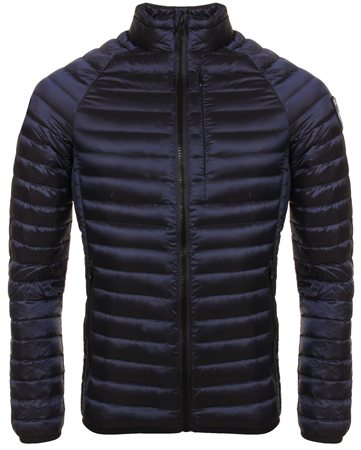 Superdry Navy Core Down Jacket  - Click to view a larger image