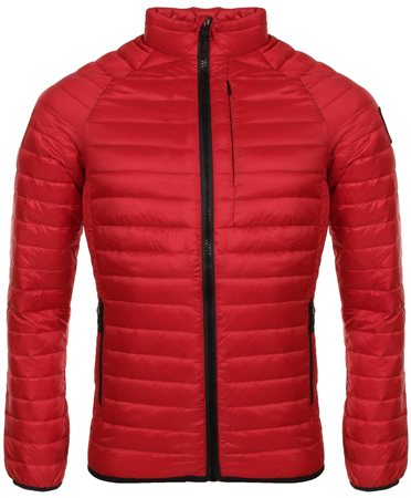 Superdry Brightest Red Core Down Jacket  - Click to view a larger image
