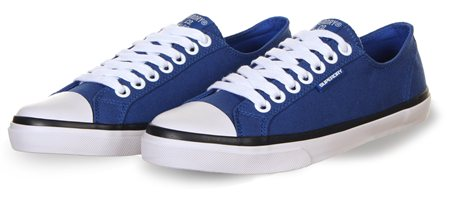Superdry Cobalt Blue Low Pro Sneaker  - Click to view a larger image