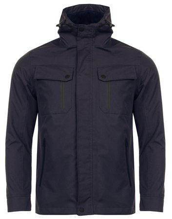 Brave Soul Navy Jacket  - Click to view a larger image