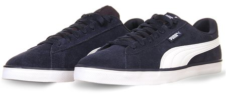 sneakers for cheap 68277 d128a Peacoat Puma White Trainer - 6