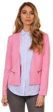 Only Begonia Pink Lucy Maddy Jacket  - Click to view a larger image
