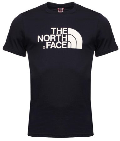 The North Face Urban Navy & Tnf White Tee  - Click to view a larger image
