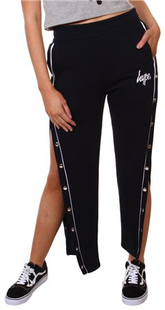 Hype Navy & White Joggers/Poppers  - Click to view a larger image