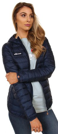 Ellesse Dress Blue Padded Jacket  - Click to view a larger image
